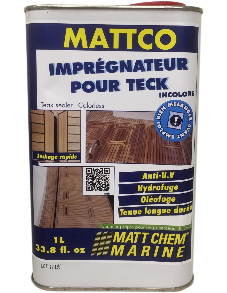 MATTCO INCOLORE
