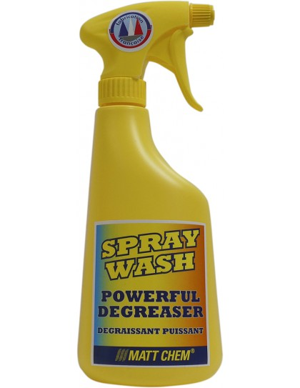 SPRAY WASH