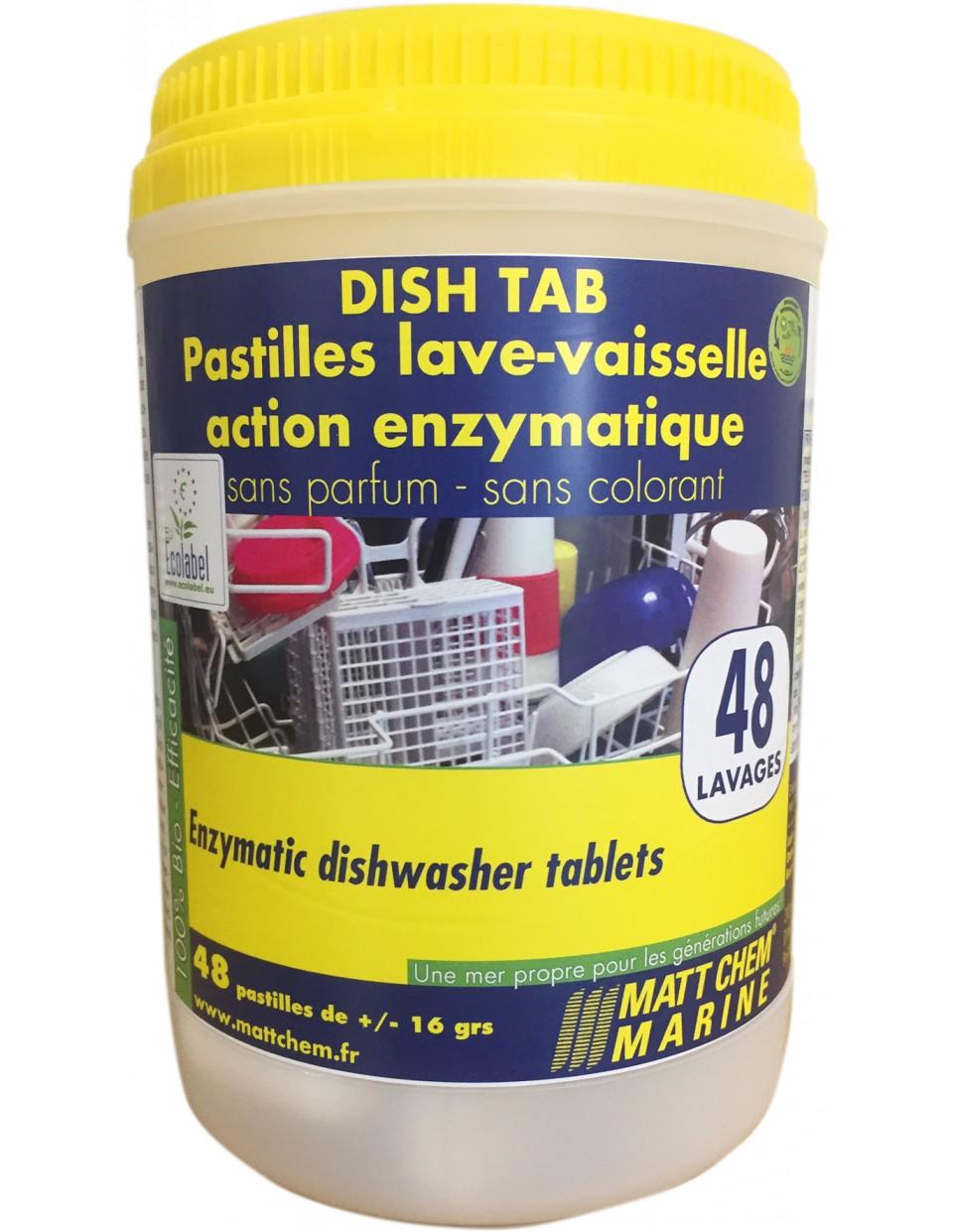 DISH TAB