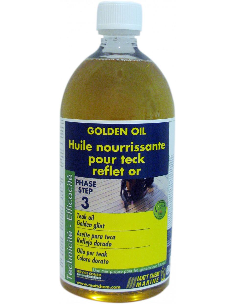 GOLDEN OIL
