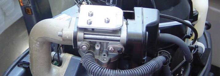 Entretien moteur et cale