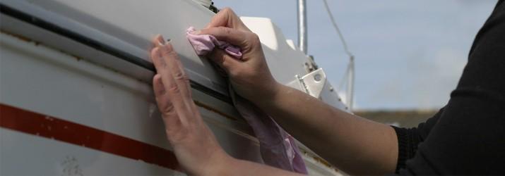 Rénovation gelcoat et peinture